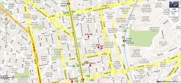 map07太子、旺角