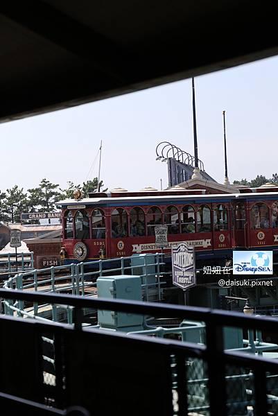DAY3 DisneySea Electric Railway