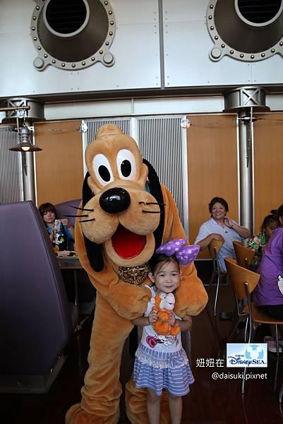 DAY3 和Pluto合照竊喜