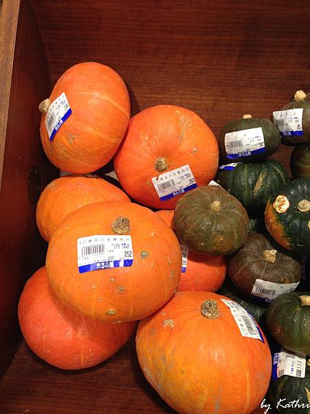 貴鬆鬆的日本進口橘皮南瓜