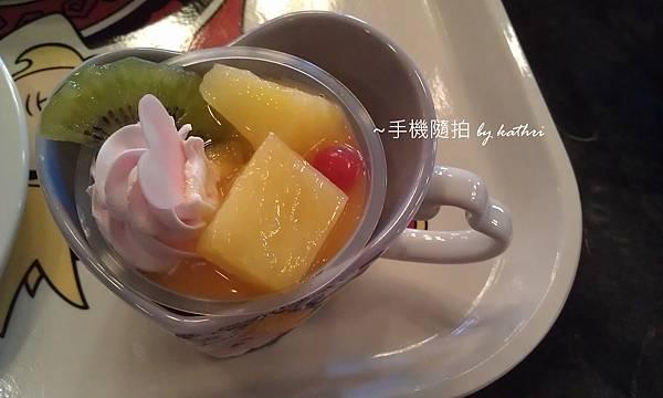 DAY4 愛心水果盅
