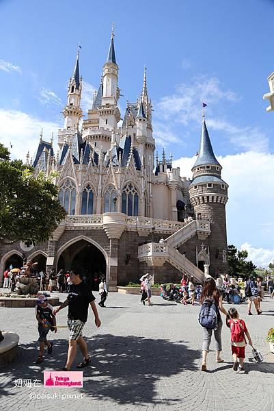 DAY4 迪士尼的夢幻城堡