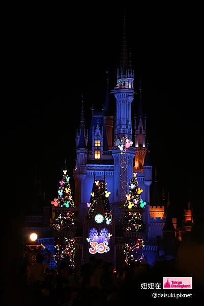 DAY4 夜晚的城堡