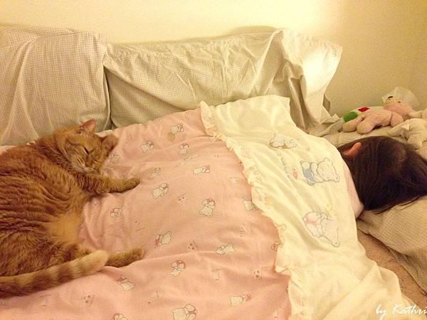 我陪你睡吧 ♥ (洗臉先)