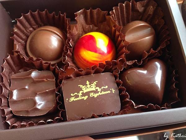 18℃巧克力