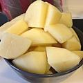 馬鈴薯切塊