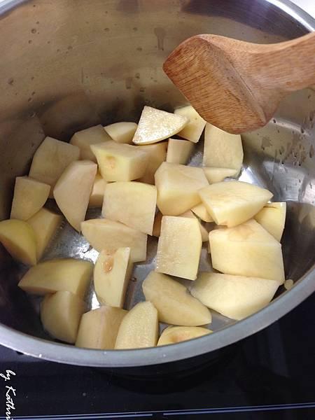 馬鈴薯炒一炒