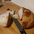製作麵包粉