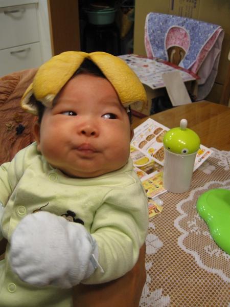 [1M15D]為什麼中秋節過了還要帶柚子帽?