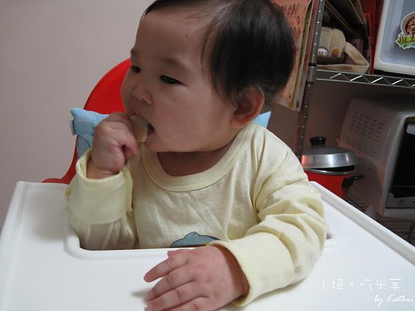 100508[7M11D]自己吃米菓