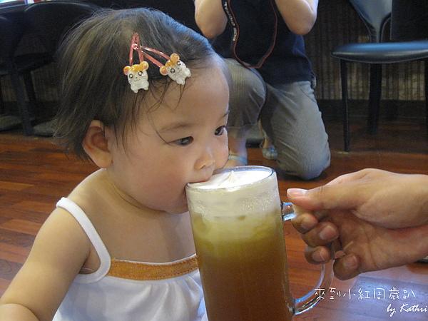 [10M18D]泡泡綠茶