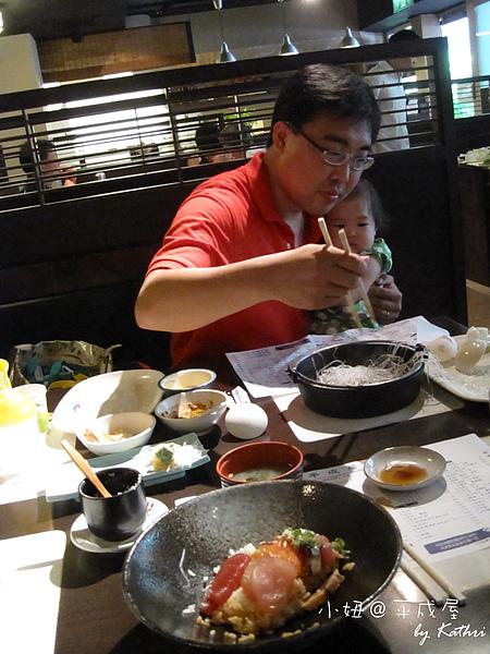 [9M7D]馬彌吃散壽司