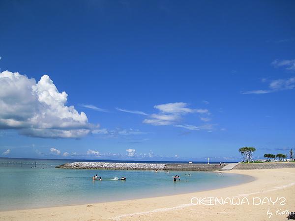 Day2 飯店的海灘.jpg