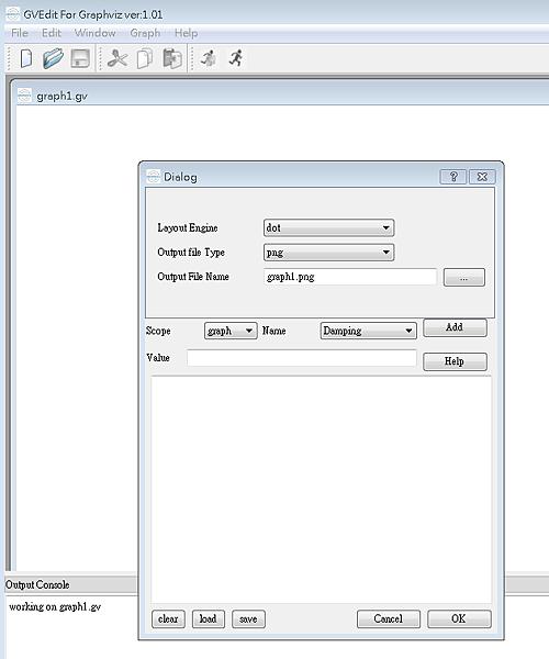 提供一種用graphviz工具畫樹狀圖的方法(Using Java) @ daisuki's Box