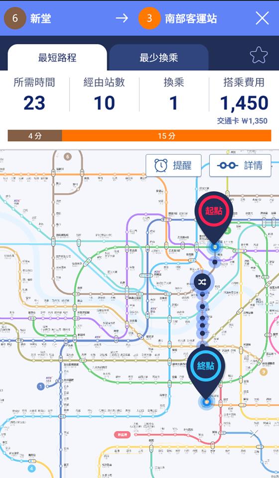 韓國地鐵ing-2