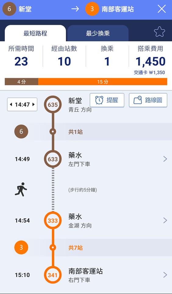 韓國地鐵ing-3