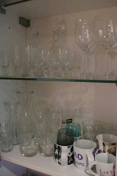 大整理發現一堆高檔杯