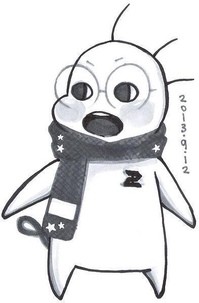 呆童自畫Ⅲ