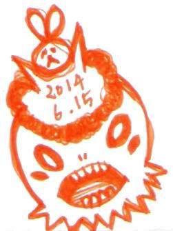 兔子章魚怪