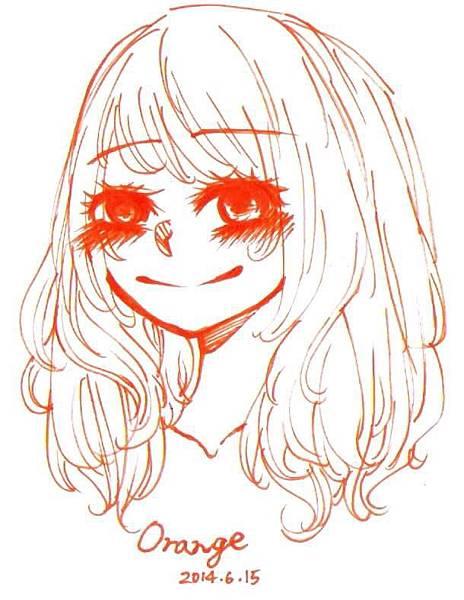 少女Orange