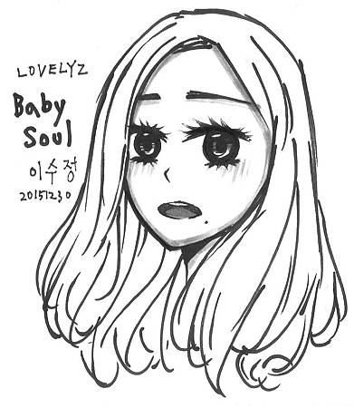 Lovelyz-Baby Soul