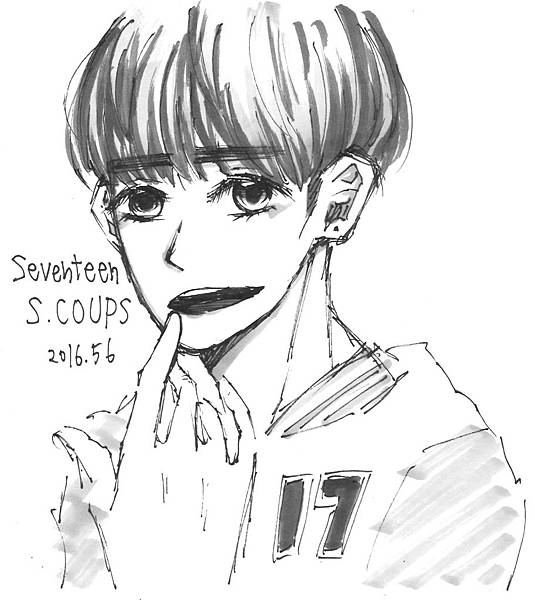 SEVENTEEN-S.COUPS