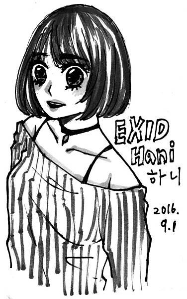 EXID-Hani