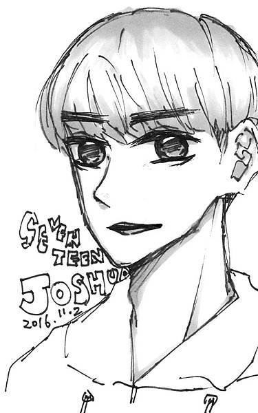 SEVENTEEN-JOSHUA