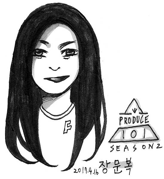 PRODUCE 101 SEASON 2-張文福