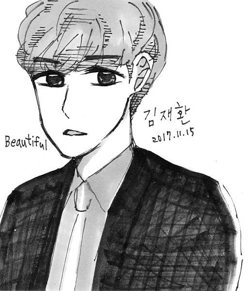 Wanna One-金在奐