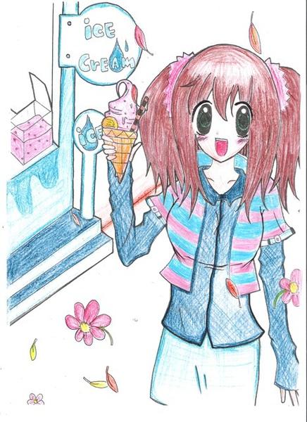 冰淇淋小舖
