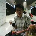 吃麵包 2007.7.12
