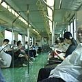 列車上的寧靜 2007.7.12
