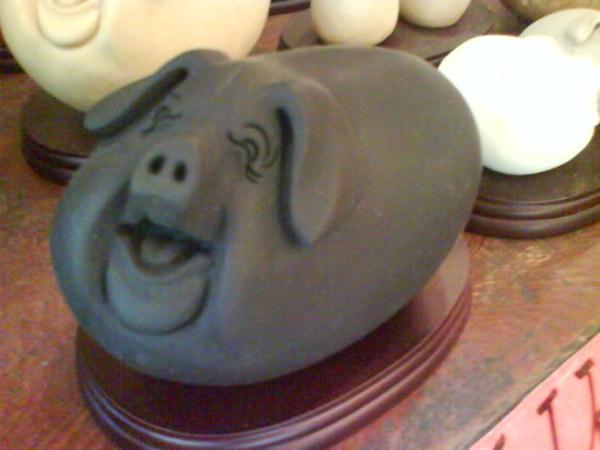 這豬跟你好像