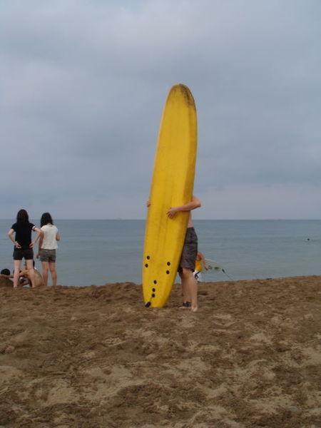 咦!!有香蕉