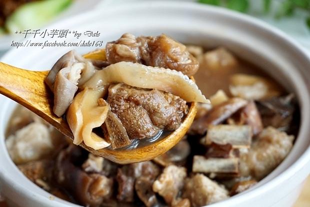復興空廚年菜佛跳牆+滷梅干扣肉+紅燒蕃茄燉牛腩+八寶芋泥26.JPG