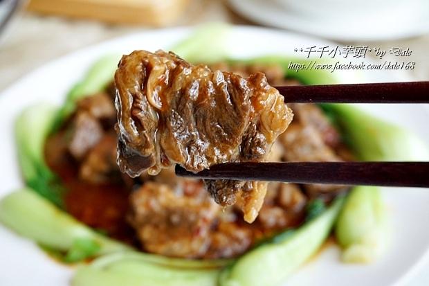 復興空廚年菜佛跳牆+滷梅干扣肉+紅燒蕃茄燉牛腩+八寶芋泥33.JPG