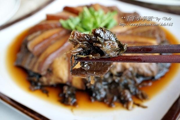 復興空廚年菜佛跳牆+滷梅干扣肉+紅燒蕃茄燉牛腩+八寶芋泥37.JPG