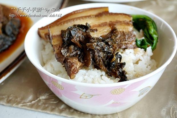 復興空廚年菜佛跳牆+滷梅干扣肉+紅燒蕃茄燉牛腩+八寶芋泥38.JPG