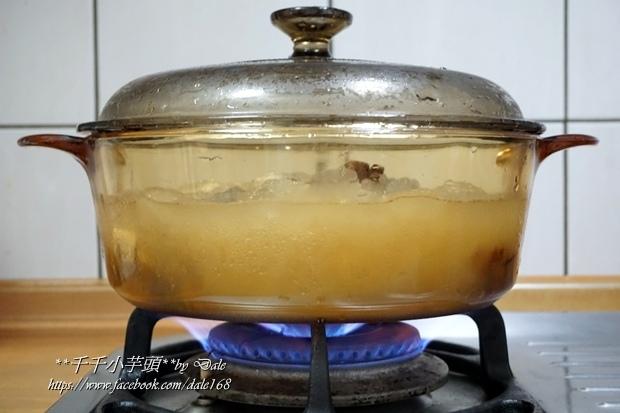 復興空廚年菜德國豬腳+法式烤鴨胸+百合時蔬燴猴頭菇+南瓜塔51