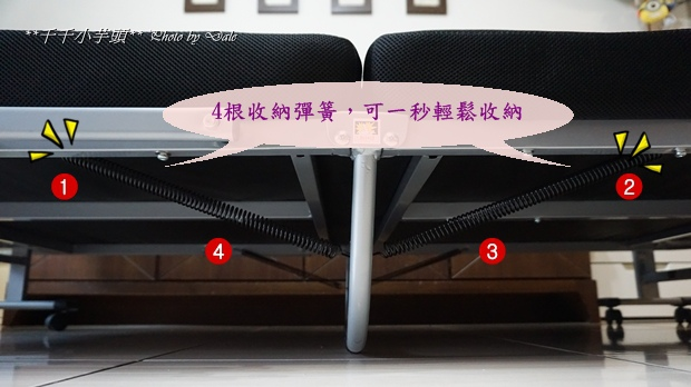 SImpleLife日本折疊床3.JPG