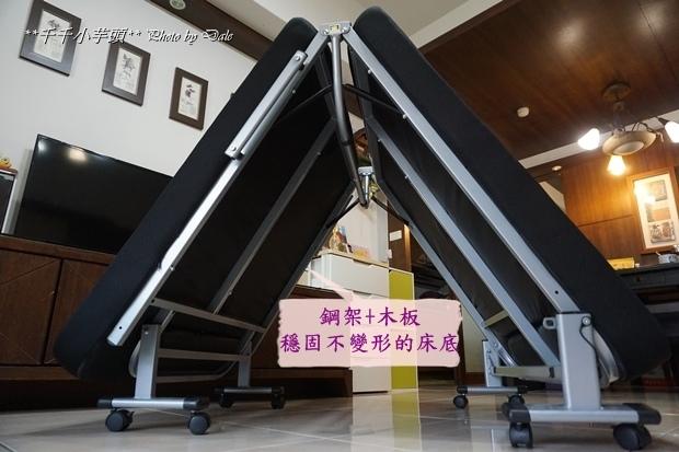 SImpleLife日本折疊床5.JPG