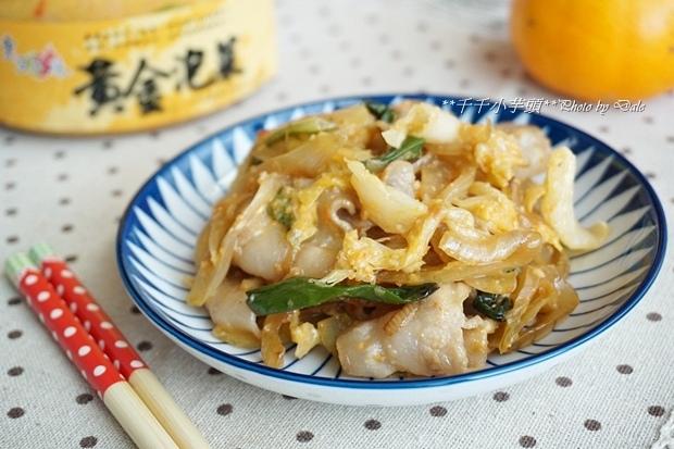 東方韻味黃金泡菜炒豬五花6.JPG