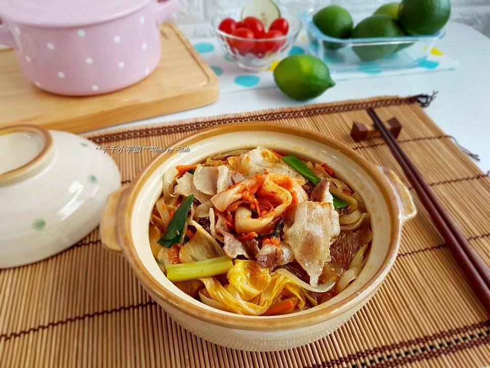 泡菜豬肉粉絲煲23