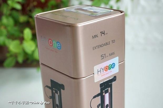 HYOne Mini Selfie 極美金屬自拍棒-超輕量3.JPG