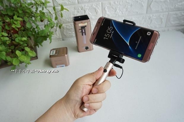 HYOne Mini Selfie 極美金屬自拍棒-超輕量19.JPG