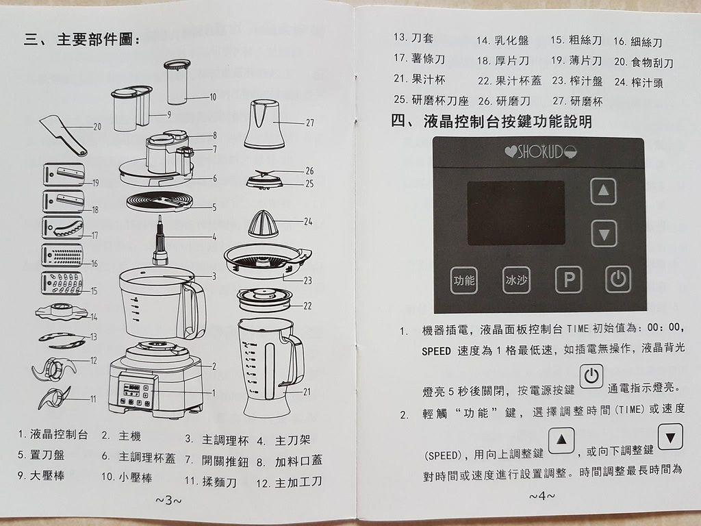 心之食堂ED840 多功能食物調理機54.jpg