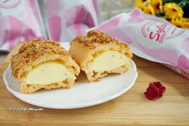 席爾薇亞的烘焙坊爆漿酥皮泡芙8.JPG