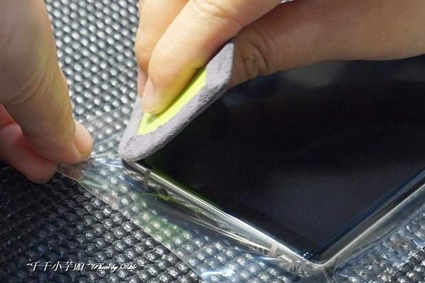 iDeology iPhone現場維修包膜32.JPG