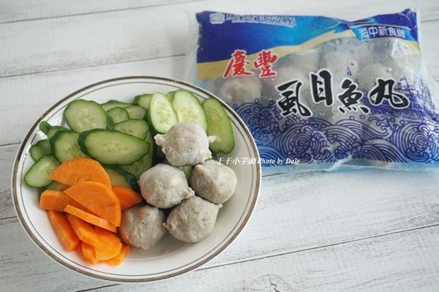 慶豐丸子炒小黃瓜1.JPG